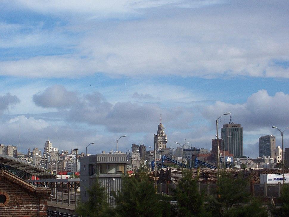 Montevideo centro y puerto