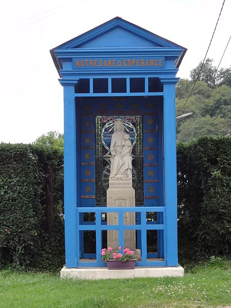 Montplonne (Meuse) oratoire N.-D.-d'Esperance