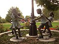 Monument near the Children's Home in Normal, IL.jpg