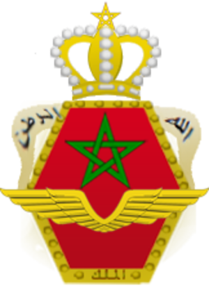 Royal Moroccan Air Force - Royal Moroccan Air Force emblem