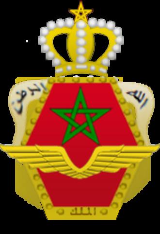 Royal Moroccan Air Force - Royal Moroccan Air Force emblem