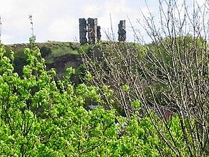 Morris Castle - Morris Castle, Swansea.