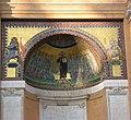 Mosaiques de San Salvatore della Scala Santa Rome.JPG
