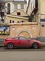 Moscow, Pyatnitskaya 16 and Celica.jpg
