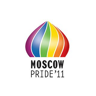Annual LGBT event in Moscow