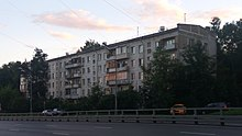 Moscow Mozhaysky District Vitebskaja ulitsa 4 (35615672644).jpg