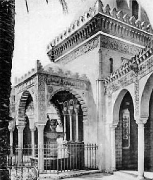 1797 in architecture - Hassan Basha Mosque, Oran