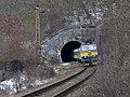 Most inteligence, Chuchelský tunel, lokomotiva 363-068.jpg