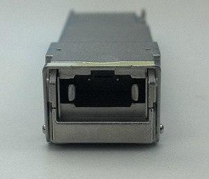 Optical module - Mpo-connector QSFP