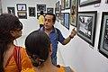 Mrinal Pal Talks on 43rd PAD Group Exhibition - Kolkata 2017-06-20 0156.JPG
