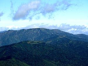Mount Hiragatake - Image: Mt. Hiragatake 0809