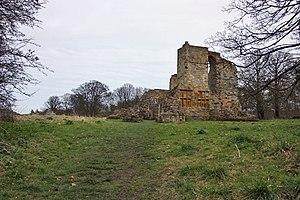 Mulgrave Castle - Ruins of the Norman Mulgrave Castle