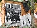 Mural, Kelvingrove Park. 14 - Horse drawn - geograph.org.uk - 1517034.jpg