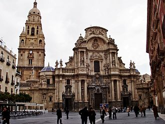 Murcia - Cathedral Church of Saint Mary in Murcia