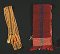 Muriel Danvers Powers, weavings, Swedish hand loom.jpg