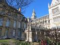 Musée, cloître et cathédrale d'Évreux.JPG