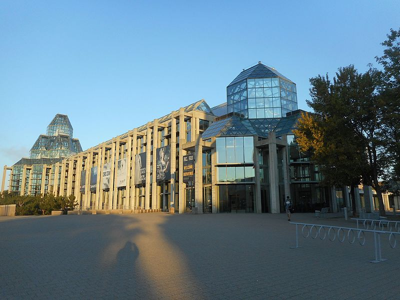 National Gallery of Canada (Ottawa – Canadá)
