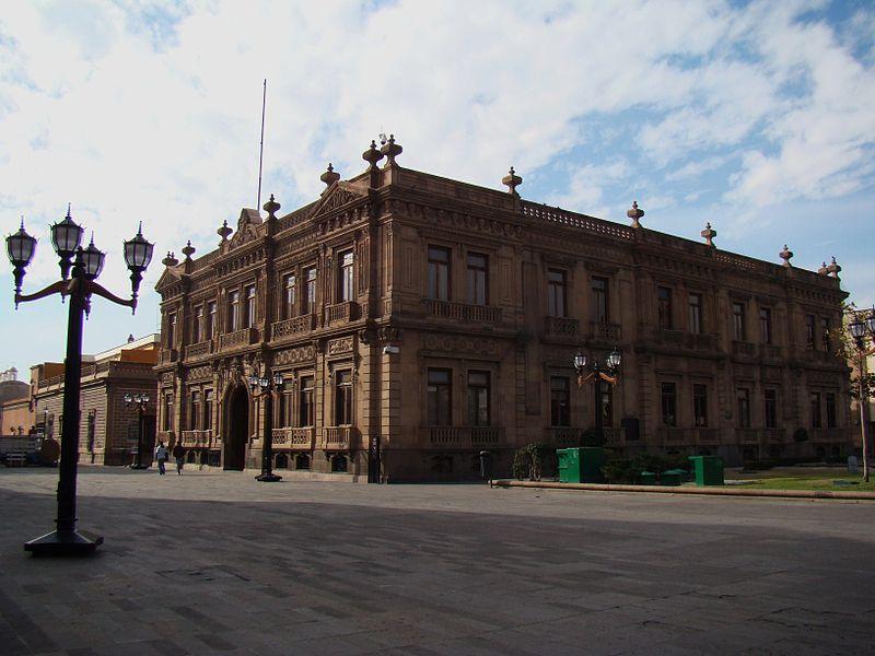 Museu em San Luis Potosi