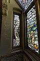 Museum House Rams Woerthe 1899 by Architect A.L. Van Gendt - Art Nouveau, Jugendstil 10 Stained Glass by Adolf le Comte.jpg