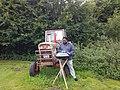 Musician Drumkoon playing handpan in Brøndbjerg.jpg