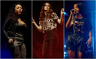 Sugababes British girl group