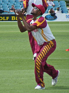 Narsingh Deonarine West Indian cricketer