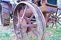 NC Antique Tractor Wheel.jpg