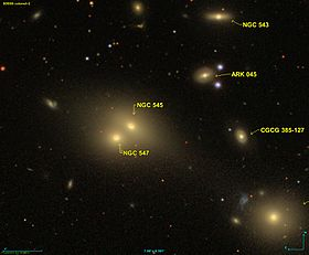 Image illustrative de l'article NGC 545