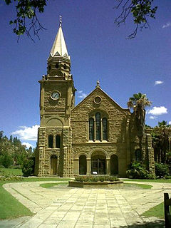 Senekal Place in Free State, South Africa