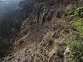 NPP Černé rokle (24) - skalní stěna V sudech.jpg