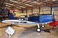 NX670AM Douglas SBD-5 Dauntless Bu No 28536 Planes of Fame Air Museum (8165928213).jpg