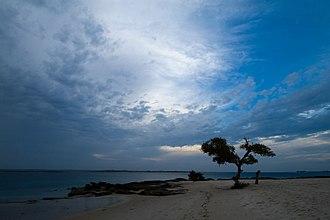 Fernao Veloso Bay - Image: Nacala Beach