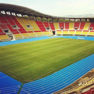 FK Rabotnički - Philip II Arena