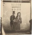 Nadar, Self-Portrait with Wife Ernestine in a Balloon Gondola, c1865.jpg