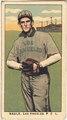 Nagle, Los Angeles Team, baseball card portrait LCCN2008676993.tif