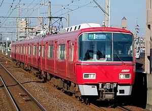 Meitetsu 3500 series - Meitetsu 3500 Series