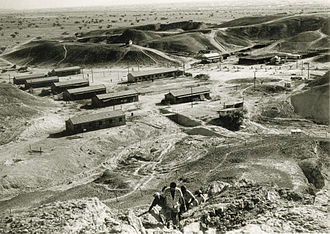 Yotvata - Ein Radian Nahal Settlement