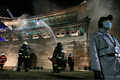 The fire at Namdaemun in 2008