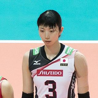 Nana Iwasaka female volleyball player from Japan