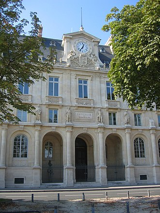 University of Lorraine - Faculty of Law, Economics and Management in Nancy