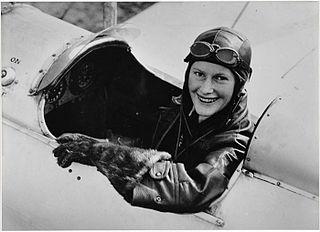 Nancy Bird Walton Australian aviatrix