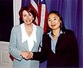 Nancy Pelosi and JoannaChin.jpg