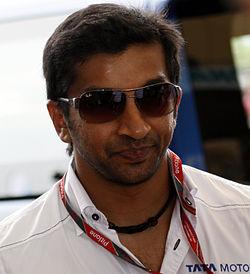Narain Karthikeyan 2011 Malaysia.jpg