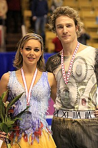 Nathalie PECHALAT Fabian BOURZAT Skate Canada 2009.jpg