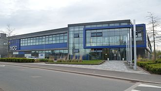 Catapult centres - The National Composites Centre at the Bristol and Bath Science Park