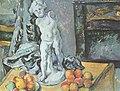 Nature morte avec Chérubin en plâtre, par Paul Cézanne.jpg