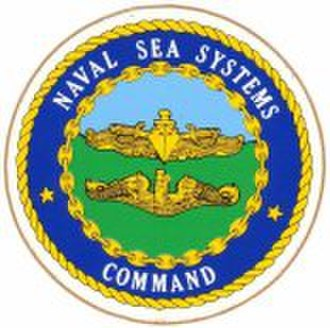 Naval Sea Systems Command - Seal of the Naval Sea Systems Command.
