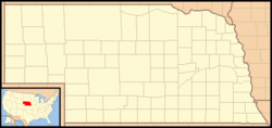 Columbus is located in Nebraska
