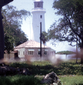 English: Negril Point Lighthouse, Negril, Jamaica.