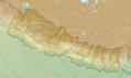 Nepal relief map.png